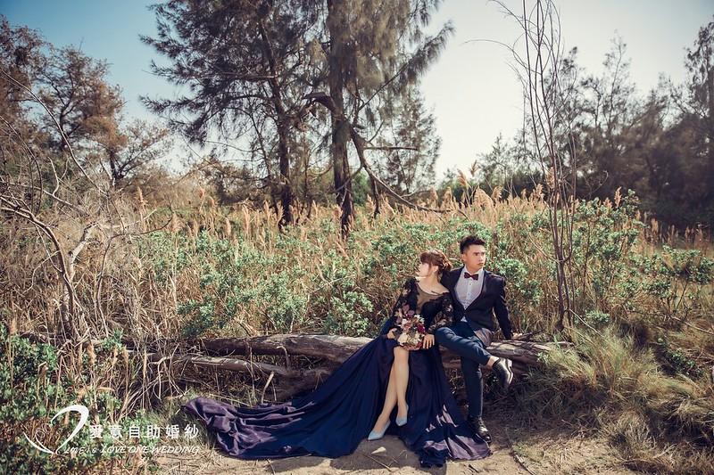 高雄自助婚紗推薦愛意婚紗1514
