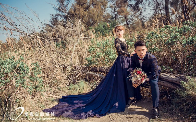 高雄自助婚紗推薦愛意婚紗1513