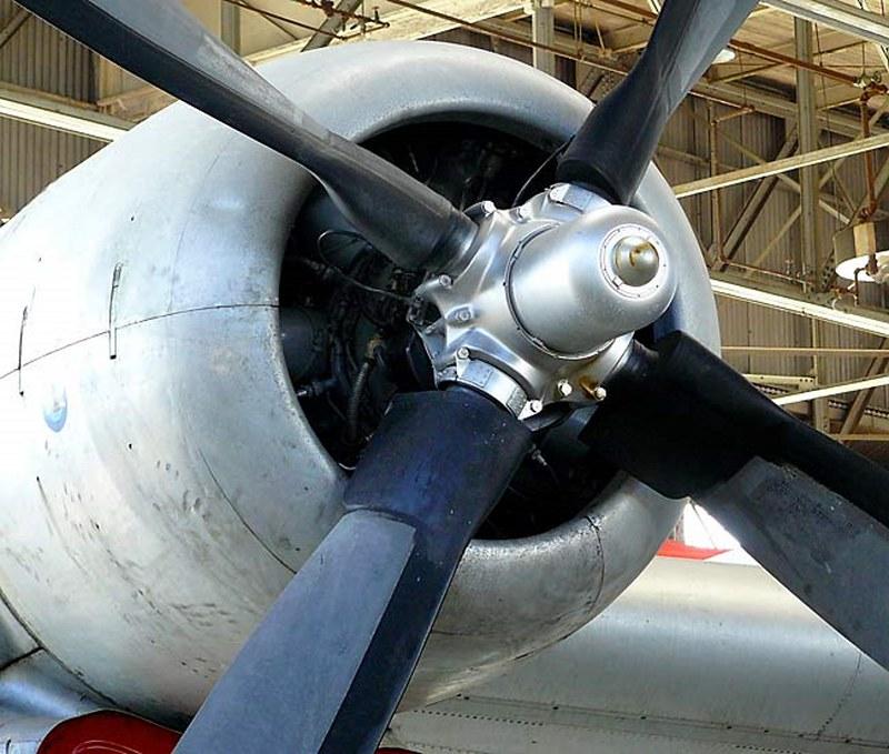 Boeing C-97G Stratofreighter 54
