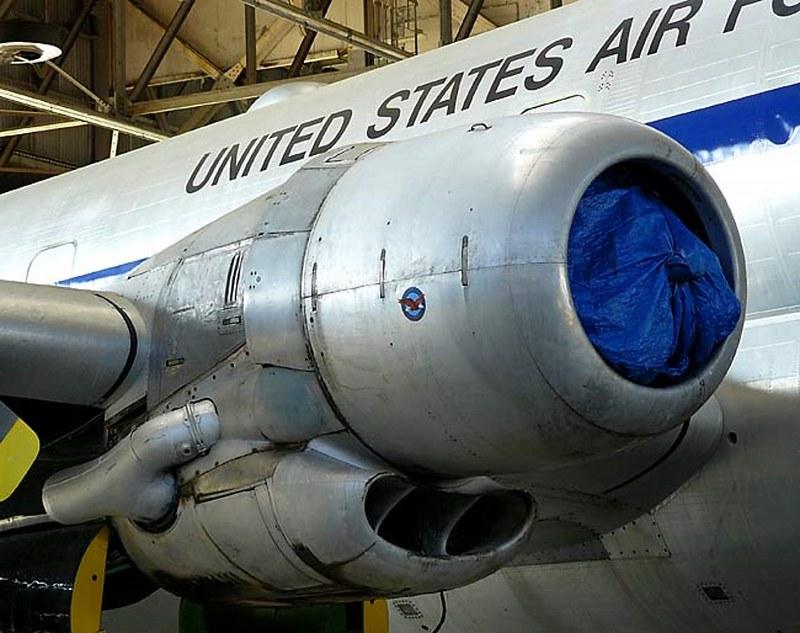 Boeing C-97G Stratofreighter 56