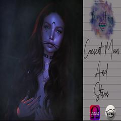 [Beejay] Crescent Moon & Stars AD