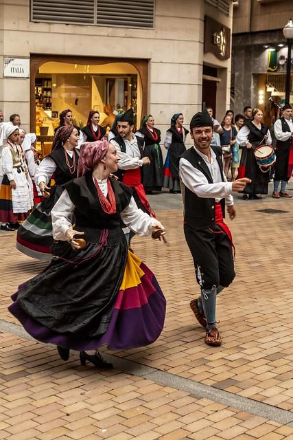 Asociación Coros y Danzas Jovellanos
