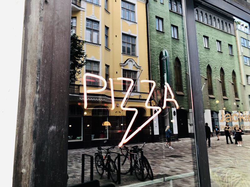 Helsingin paras pizza