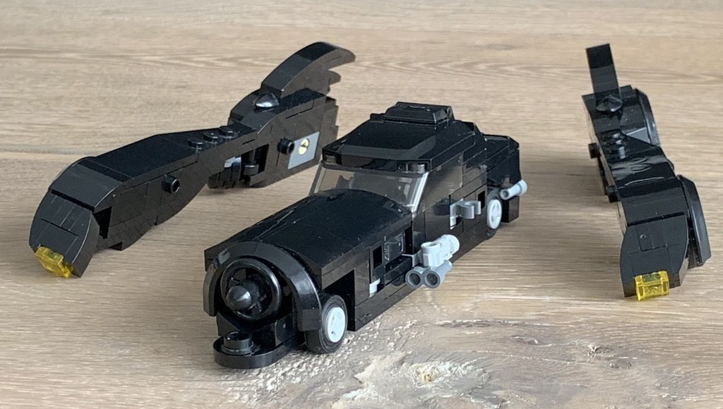 LEGO Batmobile Archives | The Brothers Brick | The Brothers