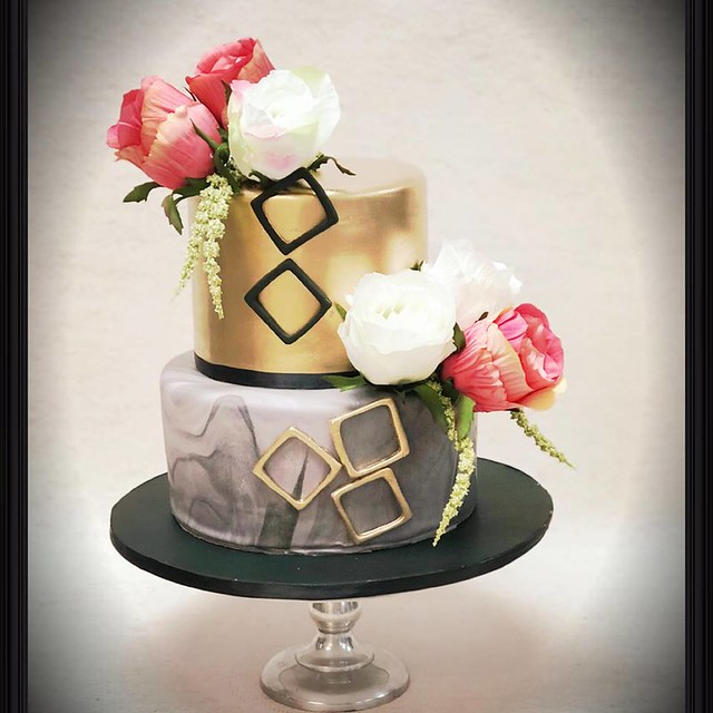 Cake by The Sweet Tooth Cakery