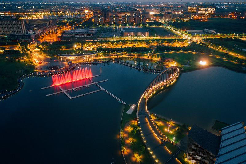 故宮南院|3D水舞秀