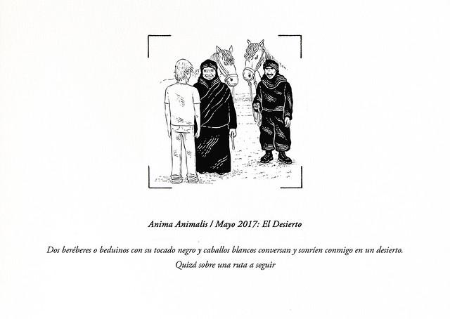 Anima Animalis (diario de sueños) Mayo 2017: El Desierto