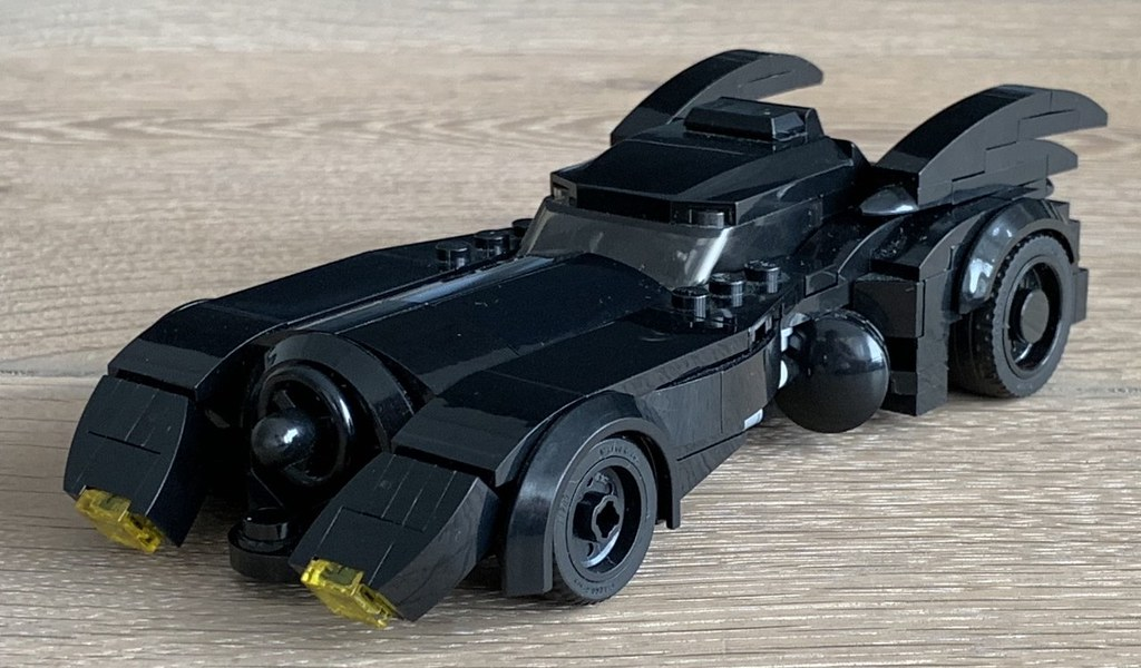 LEGO Batmobile Archives | The Brothers Brick | The Brothers Brick