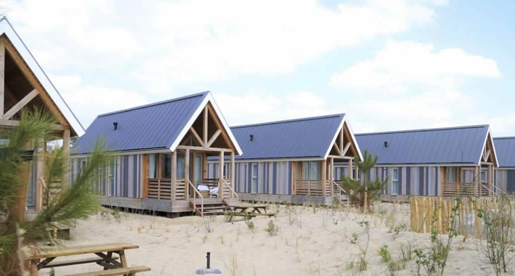 Roompot Nieuwvliet-Bad, Beach houses in Holland | Your Dutch Guide