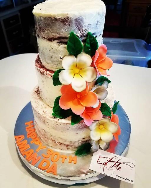 Cake by Eat Me - A Custom Cakes Co.