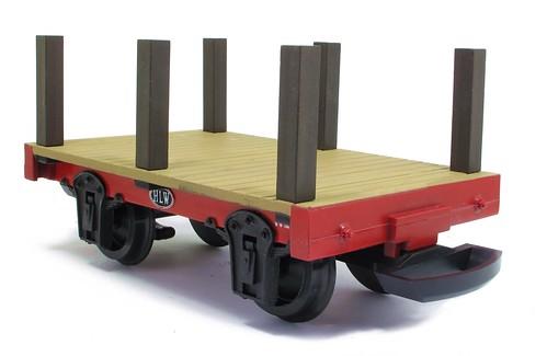 Stake wagon