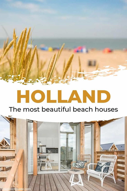 The most beautiful beach houses in Holland | Your Dutch Guide