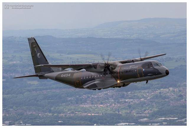 Czech Air Force CASA-295M
