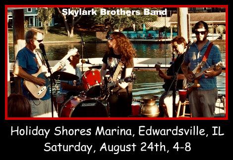 Skylark Brothers Band 8-24-19