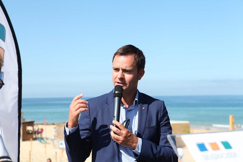 Inauguration - Entrée de plage >  Penon 2019