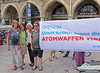 Gedenken an Hiroshima in München