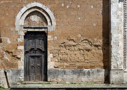 Umbria: Orvieto, Chiesa di San Francesco