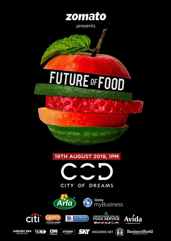 Zomato Future of Food