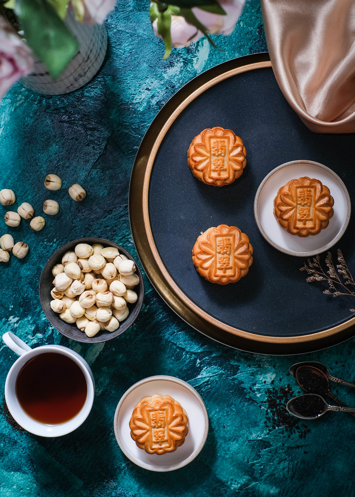 Crystal Jade Mooncakes 3