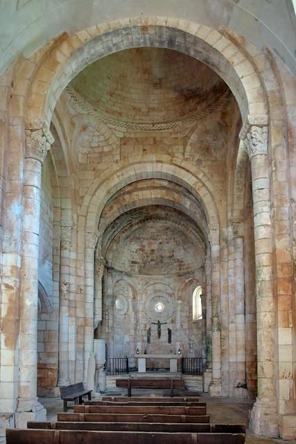 Los Ausines (Burgos). Iglesia de San Quirce