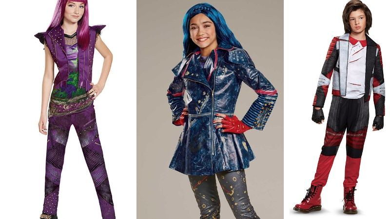 halloween costume 2019 ideas descendants