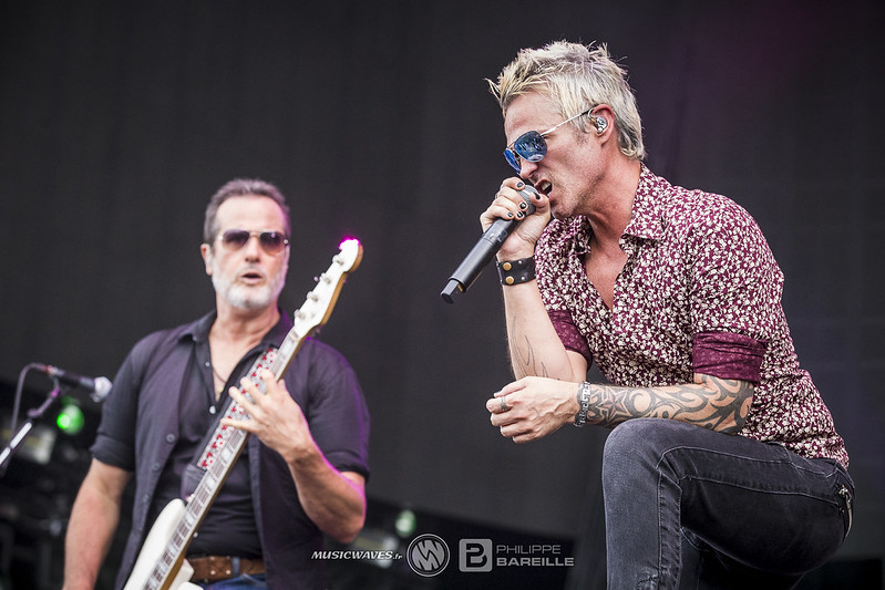 Stone Temple Pilots @ Hellfest 2019, Clisson | 23/06/2019
