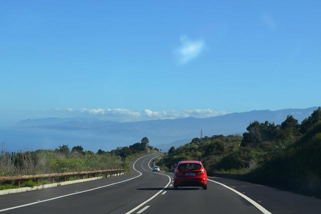 Anillo Insular, north, Tenerife