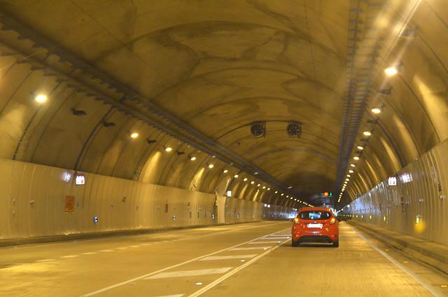 Anillo Insular tunnel, Tenerife