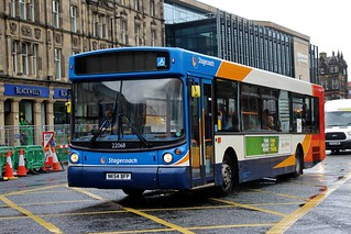 Stagecoach North East: 22068 / NK54 BFP