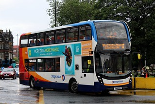 Stagecoach North East: 10649 / SN16 OZE