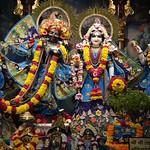 ISKCON Ujjain Deity Darshan 07 Aug 2019