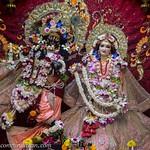ISKCON Vrindavan Deity Darshan 07 Aug 2019