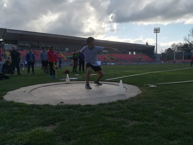2019 - Taller de Atletismo Talca