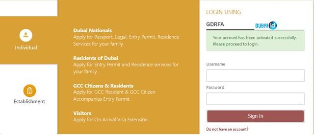 1577 How to Apply for UAE (Dubai) E-Visa for GCC Residents 04