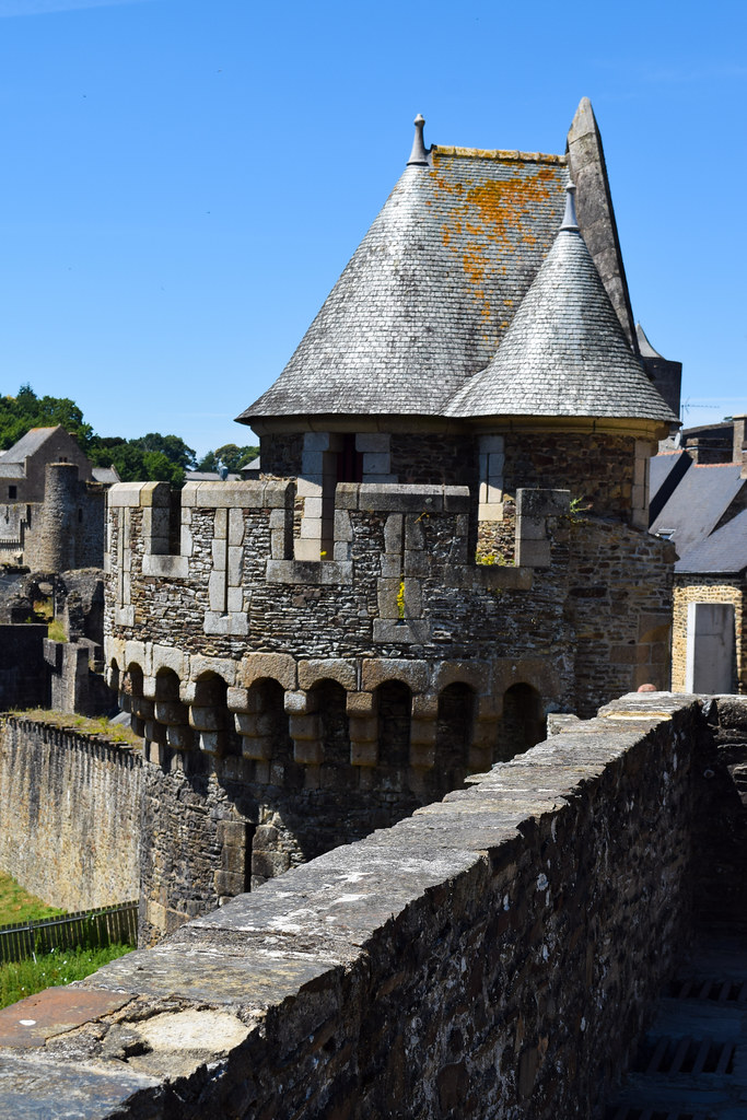 Fougeres Castle, Brittany