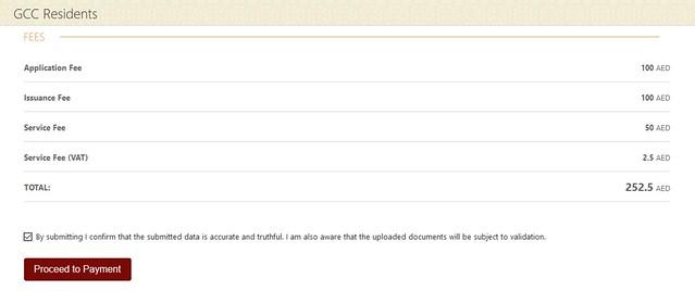 1577 How to Apply for UAE (Dubai) E-Visa for GCC Residents 14