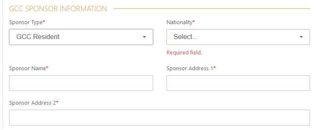 1577 How to Apply for UAE (Dubai) E-Visa for GCC Residents 16
