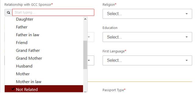 1577 How to Apply for UAE (Dubai) E-Visa for GCC Residents 17