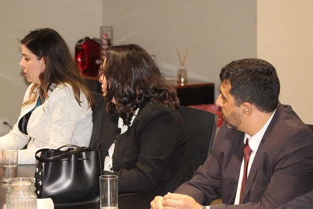 Comitê Jurídico e IPEM-MG
