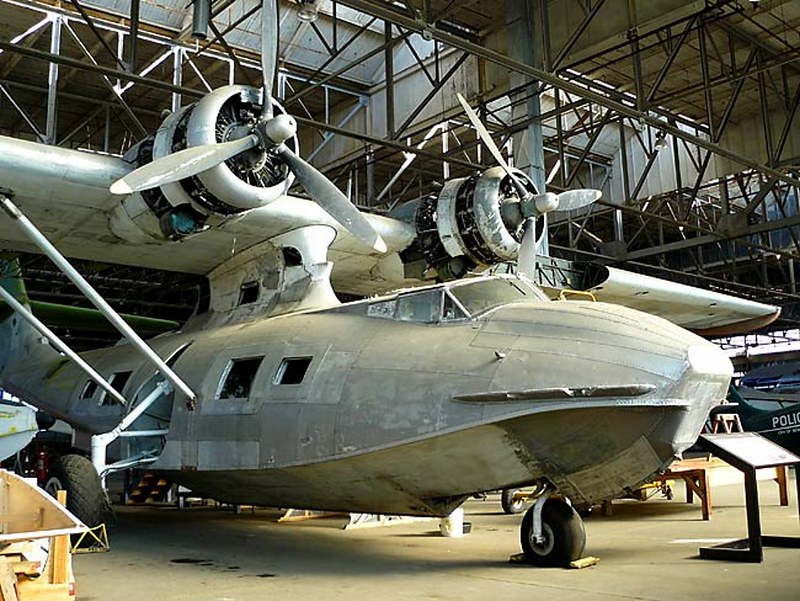 Consolidated PBY Catalina Flying Boat 1