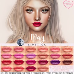 May Lipstick @ Belle