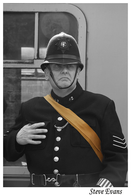 1940's Police Officer