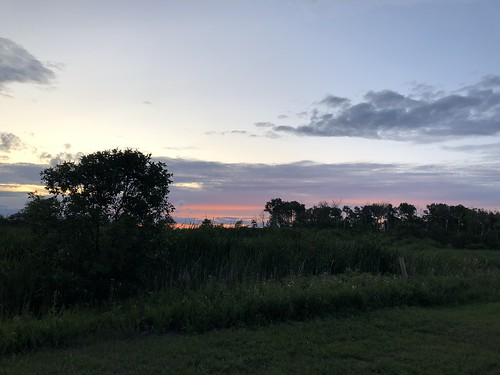 Yorkton - sunset
