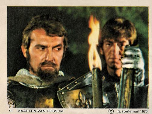 Hans Culeman and Eric Herfst in Floris (1969)