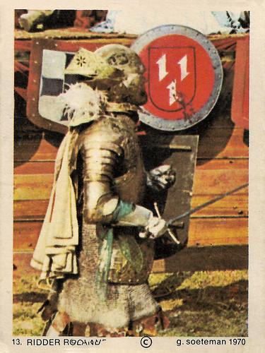 Lex Schoorel in Floris (1969)