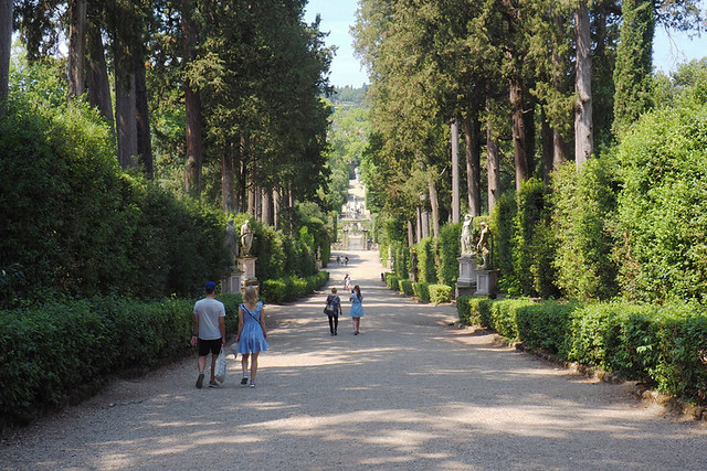 Boboli Gardens, Oltrarno, Florence