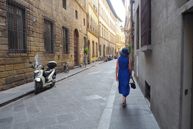 Quiet streets, Oltrarno, Florence