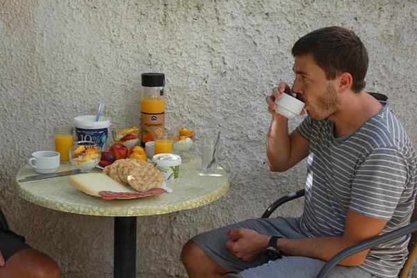 premier café
