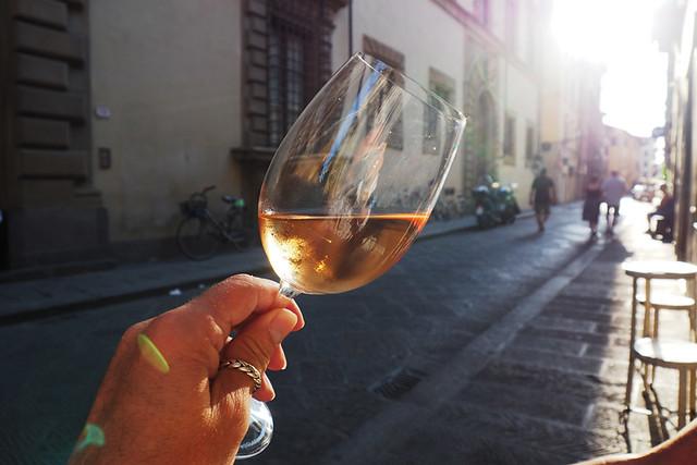 Rose, Il Santino, Oltrarno, Florence