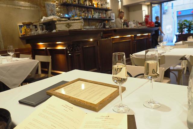 Restaurant Neromo, Oltrarno, Florence